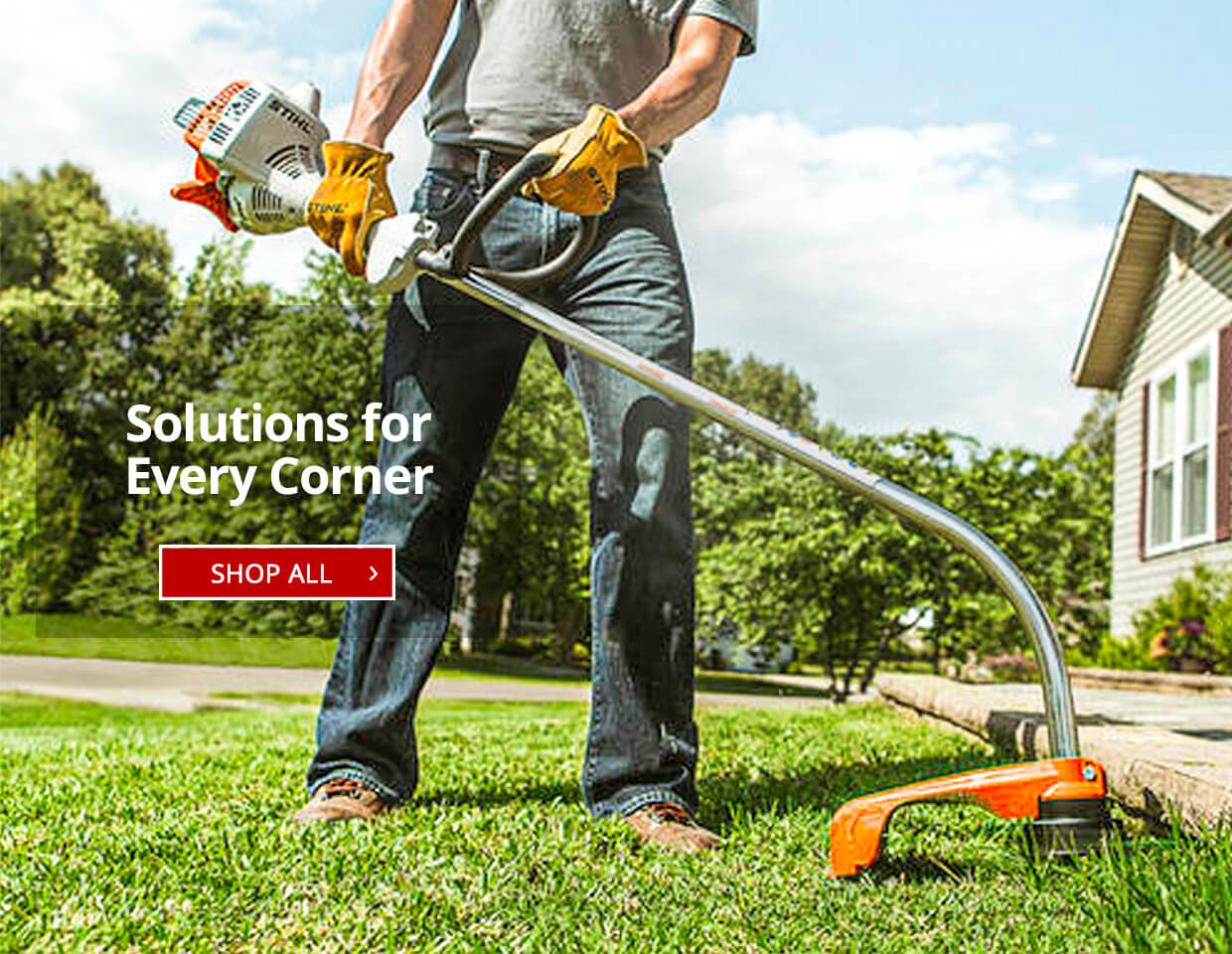 Shop STIHL Outdoor Equipments