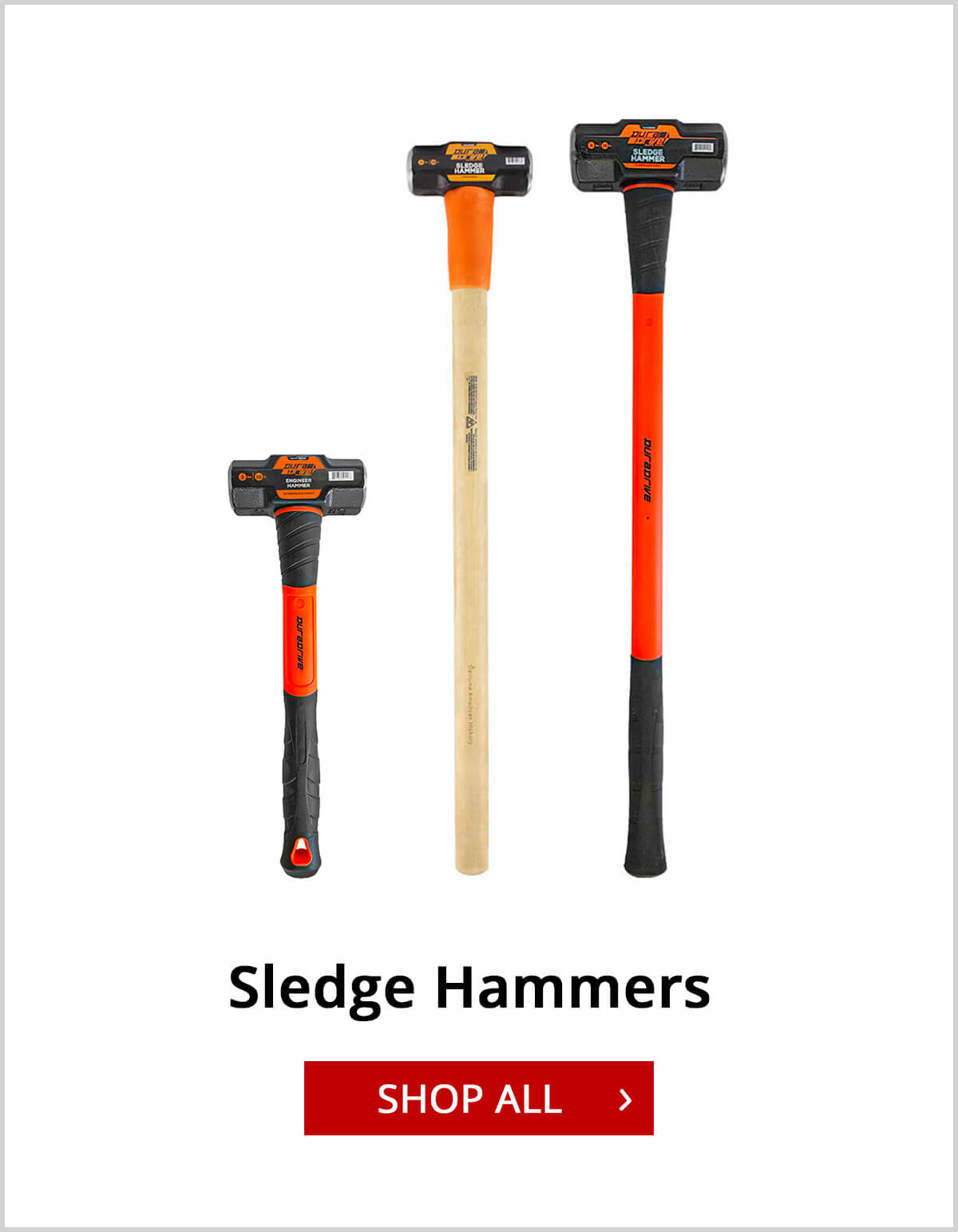 Shop Sledge Hammers