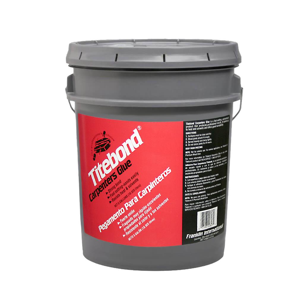 Titebond 5 Gallon Yellow Carpenter Glue