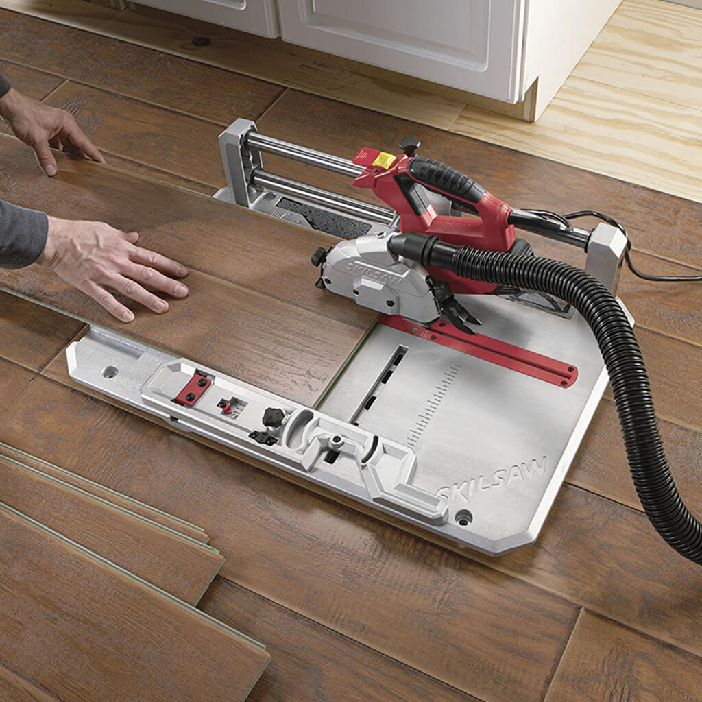 Skil 3601 02 7 Amp 4 3 8 In Corded Flooring Saw With 36
