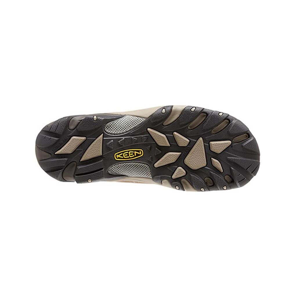 Keen Men S Oshawa Mid Slate Black Waterproof Steel Toe