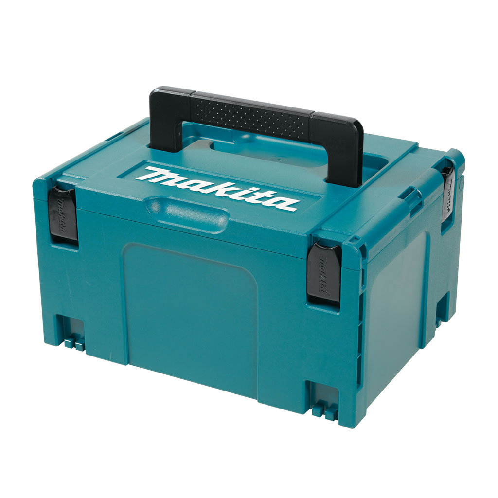 Makita Large Interlocking Tool Case Investments Hardware