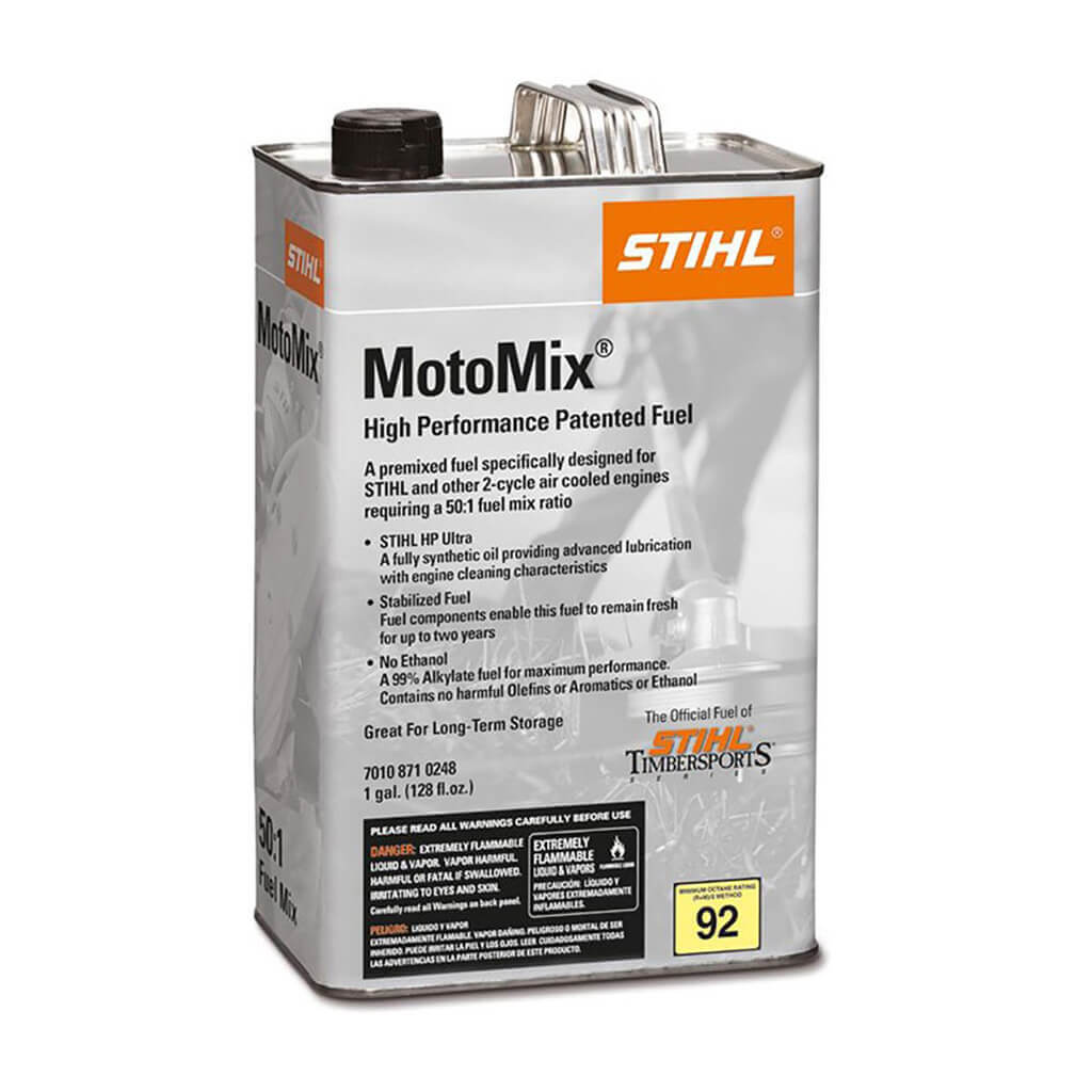 Stihl Motomix 4 Litre High Performance 2 Stroke Patented