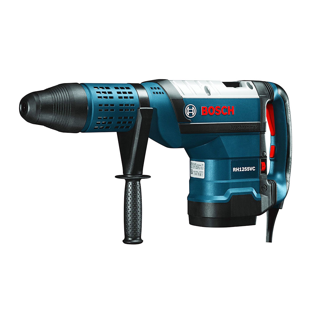 bosch rh1255vc 2 in sds max rotary hammer investments hardware limited. Black Bedroom Furniture Sets. Home Design Ideas