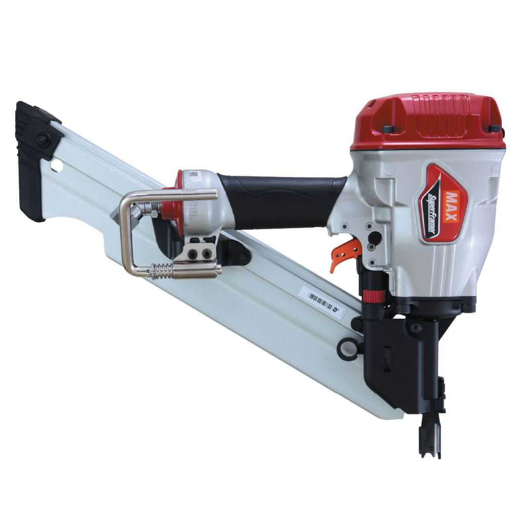Max Sn890ch3 34 Clipped Fram Nailer W Hook Amp Swivel