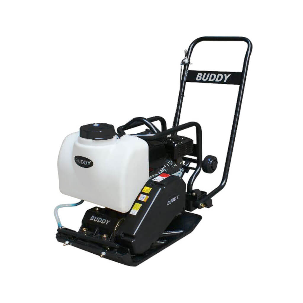 BUDDY BT85 20 in. x 16 in. GX160 Gas-Powered Plate Compactor
