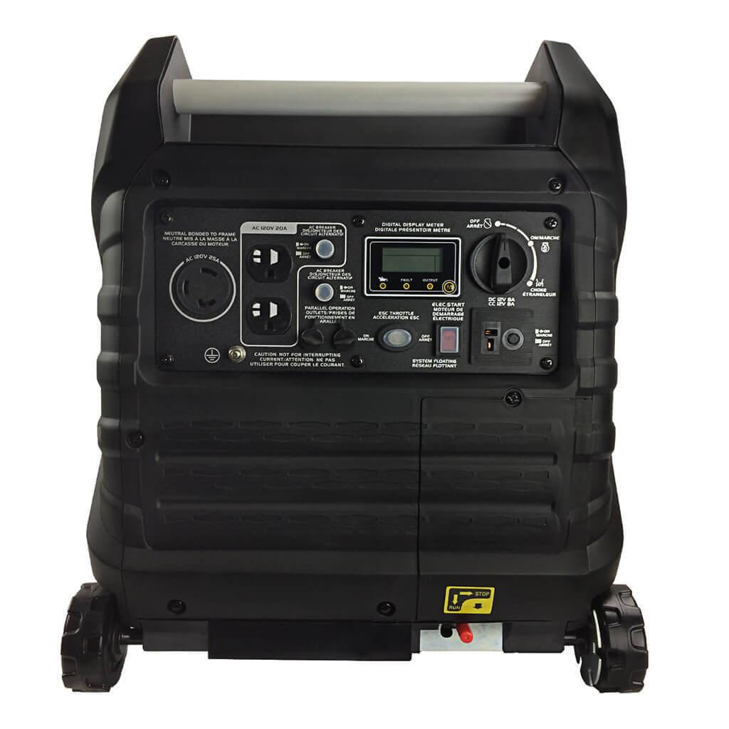 DuraDrive DP3500 3,500-Watt Ultra-Quiet Gas-Powered Inverter