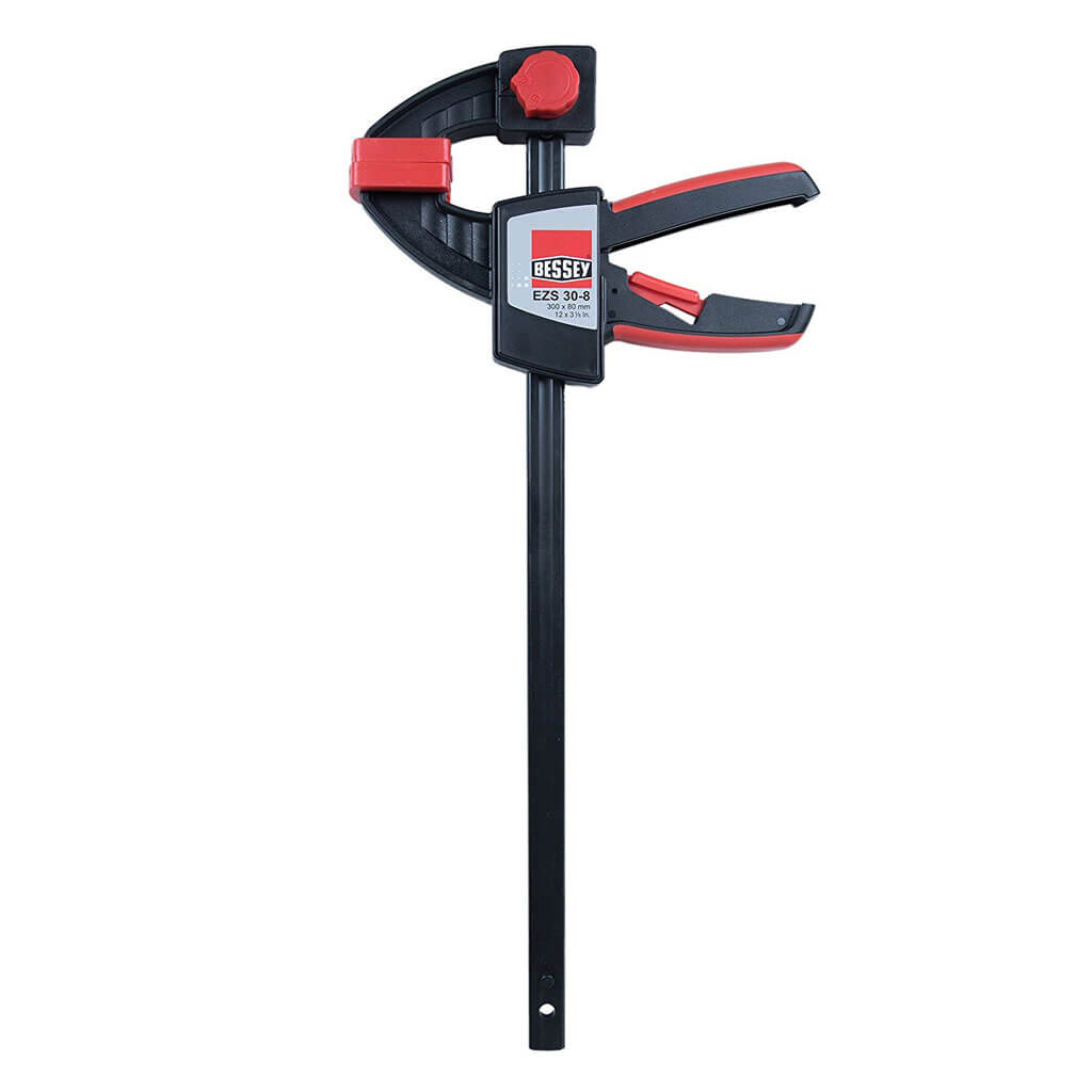 Bessey EZS30-8 12 in. x 3-1/2 in. EZS One-Hand Trigger Clamp and Spreader