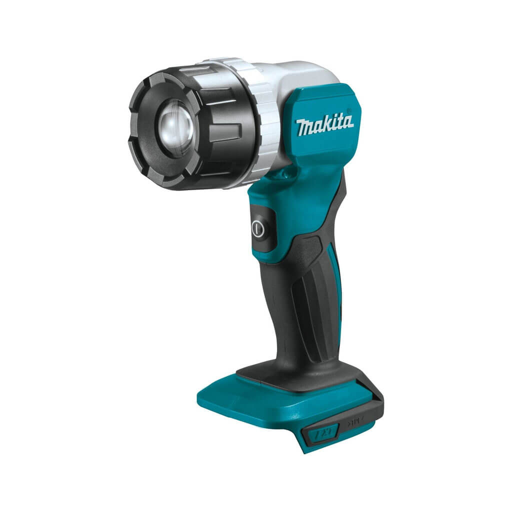 makita dml808 18 volt 14 4 volt 200 lumen adjustable beam. Black Bedroom Furniture Sets. Home Design Ideas
