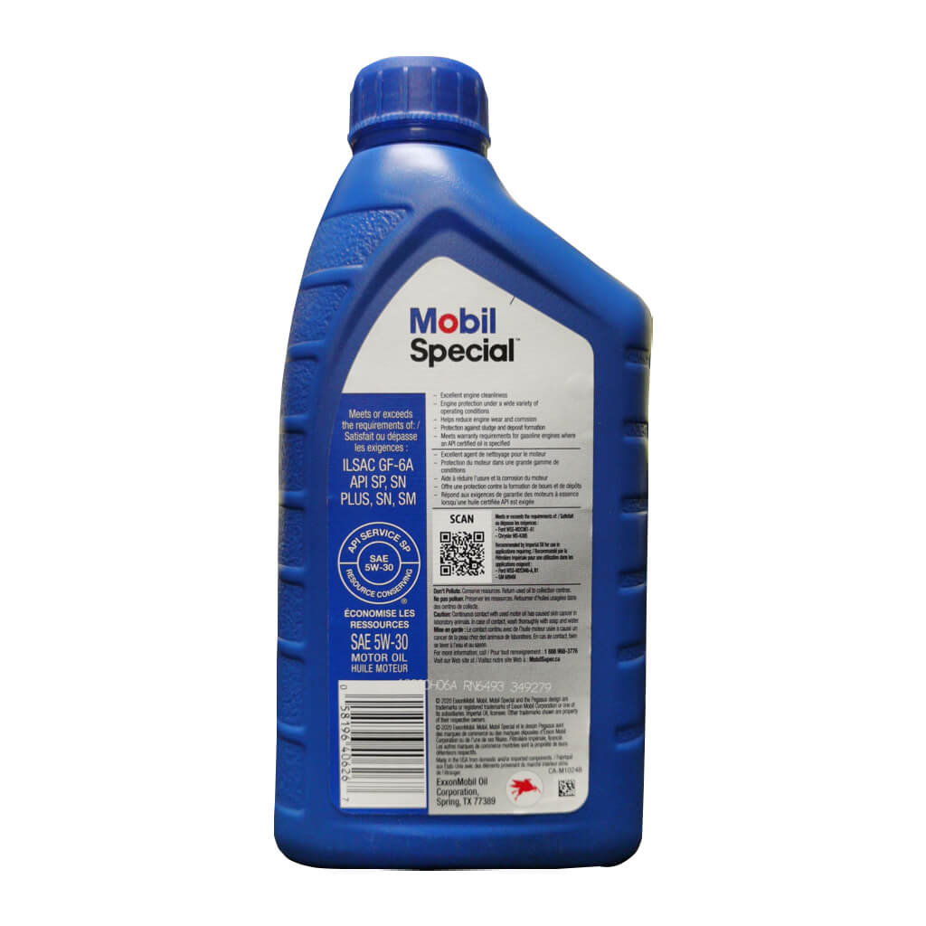 Mobil Super 1000 5W-30 1-Litre Synthetic Engine Oil