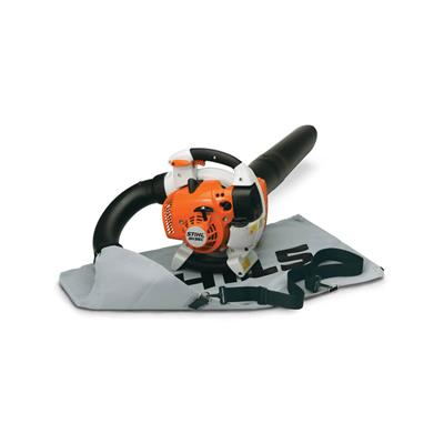 STIHL SH86C-E 27.2cc Easy2Start Shredder Vacuum and Blower with 154mph Air Velocity