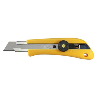OLFA BN-L Heavy-Duty Ratchet Lock Knife for Insulation, Carpet and Rubber