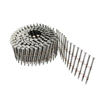 DuraDrive 2 in. Hot-Dip Galvanized Coil Framing Nails (4,500 per Box ...