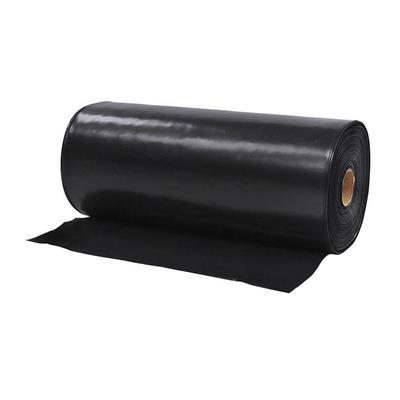 black 6 mil sheeting