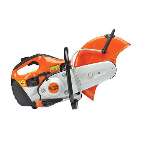 Stihl Ts410 Quikcut 12 In Cut Off Concrete Saw With