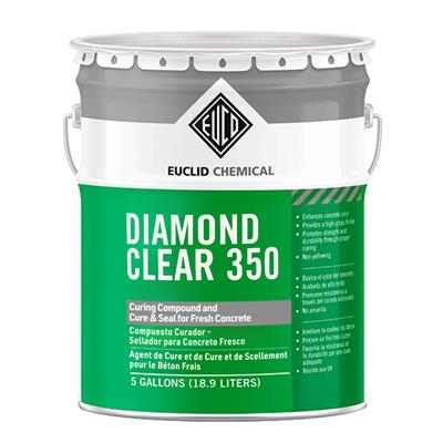 Euclid 359dc 05 5 Gallon Diamond Clear Non Yellowing Low