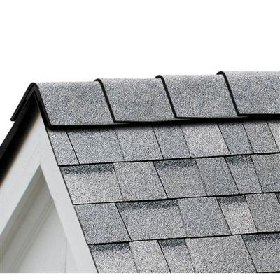 Owens Corning Perforated Hip And Ridge Sierra Gray