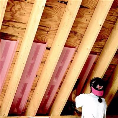 Owens Corning Raft R Mate 22 1 2 In X 48 In Attic Rafter