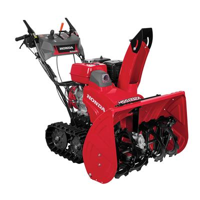 honda hss1332ct 31 9 in dual stage gas snow blower with. Black Bedroom Furniture Sets. Home Design Ideas