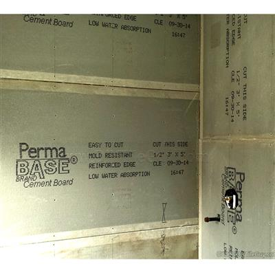Permabase 4 ft. x 8 ft. x 1/2 in. Cement Board