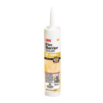 M Fire Barrier Sealant Home Depot