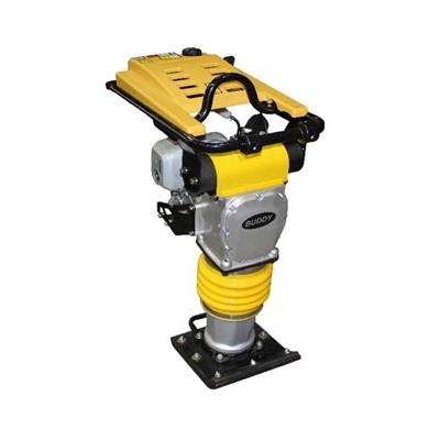 BUDDY SG70 13 in. x 11 in. 150 lb. GX100 Gas-Powered Jumping-Jack Vibratory Rammer
