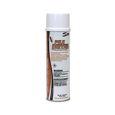 PILE DRIVER 121714 18 oz. Carpet Stain and Spot Pre-Treatment & Remover Aerosol Spray Can