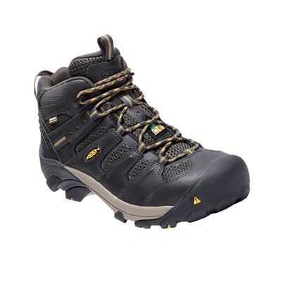 b6639d7c29b6 KEEN Men s Lansing Mid Waterproof Lightweight Steel Toe Extra Wide Feet  Work Boots. Item No. 26521. 26521 1.jpg