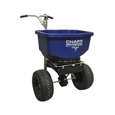 Chapin 82108B 100 lb. Professional Sure Spread Salt and Ice Melt Spreader