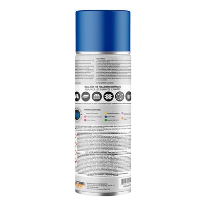 DuraDrive 16 oz. Blue Inverted Marking Spray Paint
