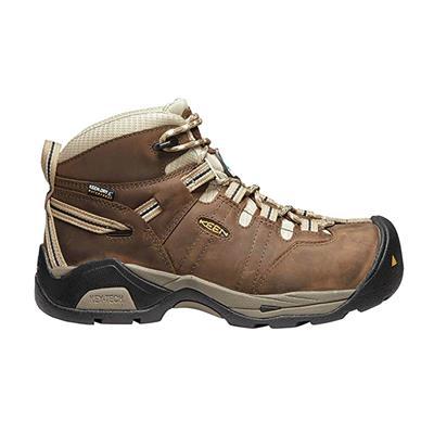 5d09e0c47de KEEN Women's CSA Oshawa II 6 in. Carbon Fibre Toe Waterproof Work Boots