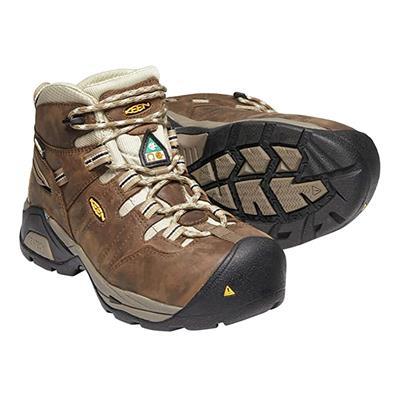 f53f6372478 KEEN Women's CSA Oshawa II Carbon Fibre Toe Waterproof Work Boots