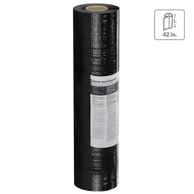 DuPont D15528202 Roof Protector 42 in  x 286 ft  Synthetic Roofing  Underlayment (1,000 sq  ft  per Roll)