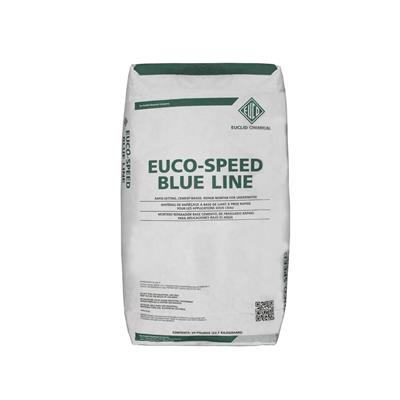 Euclid Euco-Speed BLUE LINE Rapid Setting Cement Based Repair Mortar for  Underwater