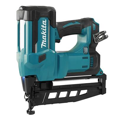 Makita DBN600Z 18-Volt LXT Lithium-Ion 2-1/2 in. 16-Gauge Cordless Finish Nailer (Tool Only)
