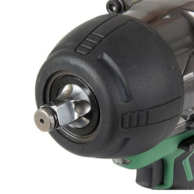 Metabo HPT WR36DBQ4M 36-Volt MultiVolt 1/2 in. Brushless High Torque Impact Wrench (Tool Only)