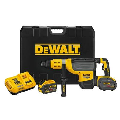 DEWALT DCH773Y2 FLEXVOLT 60-Volt SDS MAX 2 in  Cordless Combination Hammer  Kit